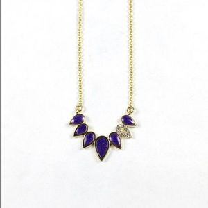 Vivi Sun Petal lace necklace